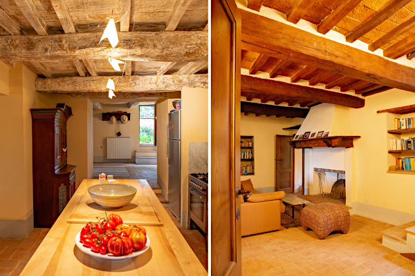 Fabelhaftes restauriertes Bauernhaus - Parrano, Umbrien