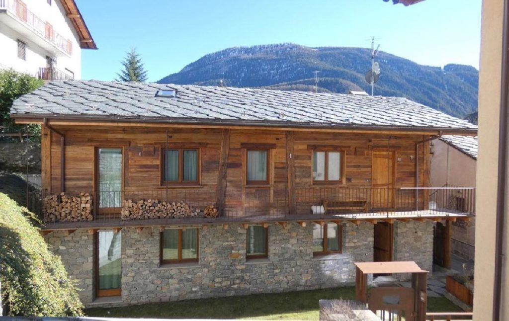 Moderne raffinierte Wohnung - Courmayeur, Aostatal
