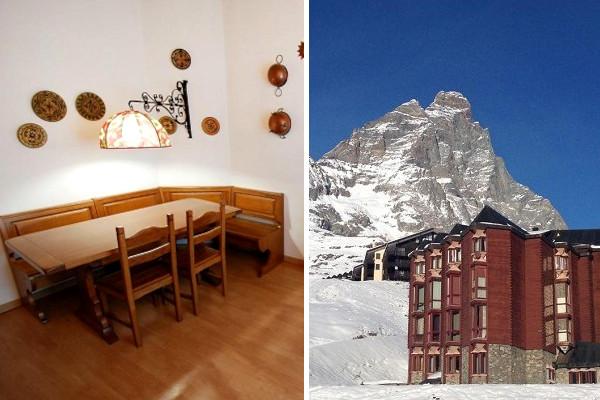 Wunderschöne Wohnung in günstiger Lage - Cervinia, Aostatal