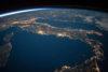 Italien aus dem Weltall